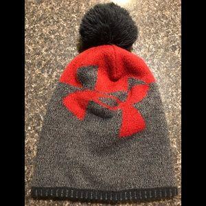 Under Armour toddler winter hat